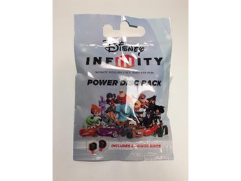 Disney Infinity Power Disc. Oöppnad!