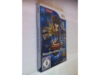 Wii: Yu-Gi-Oh! 5D's Master of the Cards