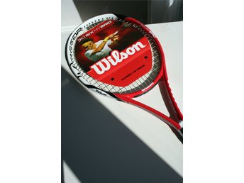 Tennisracket Wilson (K) Six Hybrid. 4 3/8, L3