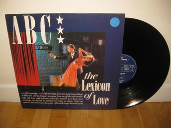 ABC - The lexicon of love LP 1982