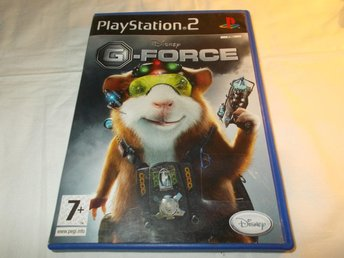 Disney G Force till Playstation 2 PS2 PAL