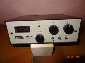 Helmholt elektronik MD5f 2m Receiver