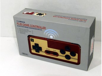 8Bitdo FC30 Game Controller trådlös handkontroll Android iOS Mac Windows