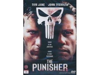 Punisher-Thomas Jane och John Travolta