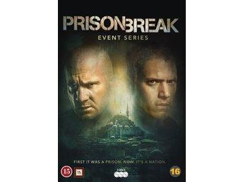 Javascript är inaktiverat. - Forshaga - Prison Break: Event Series (3 disc) Fortfarande inplastad. Svensk text finns. - Forshaga