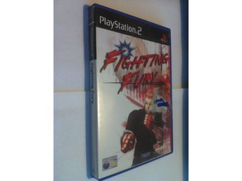 PS2: Fighting Fury