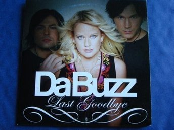 Da Buzz - Last goodbye, 3tr CD-maxi - Ny!