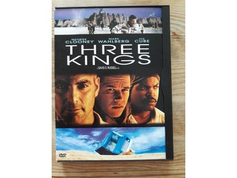 Three Kings - slipcase