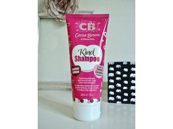 "Cocoa Brown - Kind Shampoo!  ""Peach and Tahitian Gardenia Fragrance""! Nytt!"