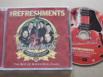 The Refreshments - Christmas Wishes - The Best of Rock 'n' Roll X-Mas CD JUL