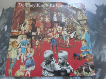BAND  AID  -  DO THEY KNOW IT`S CHRISTMAS?