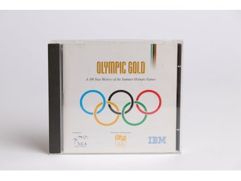 Olympic Gold. Multimedia CD om 100 år av sommarolympiader - WIN