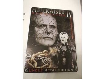 Hellraiser IV: Bloodline - Uncut Metal Edition