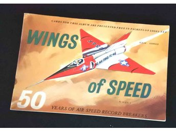 Wings of Speed samlaralbum 1959