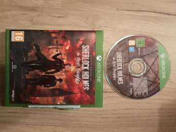 Sherlock Holmes: The Devils Daughter Xbox one