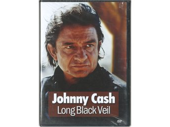 DVD Johnny Cash-Long Black Veil