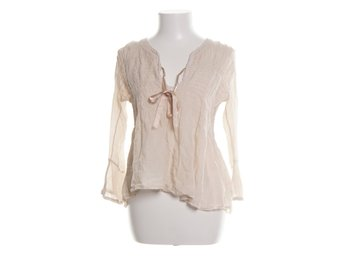 Made in Italy, Blus, Strl: S, Beige