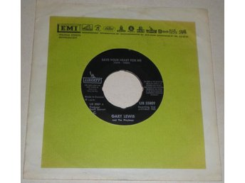 Gary Lewis 45a Save your heart for me 1965