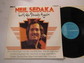 "Neil Sedaka ""Let's Go Steady Again"""