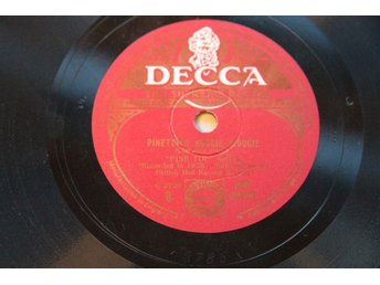 """PINE TOP"" SMITH Pinetop´s Blues (1928)"