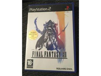 Final Fantasy XII (12) - Strängnäs - Final Fantasy XII (12) - Strängnäs
