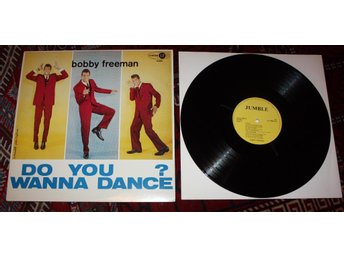 BOBBY FREEMAN Do you wanna dance Jubilee Classic 1958  Lp