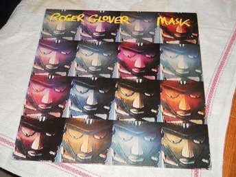 ROGER GLOVER--Mask.    LP