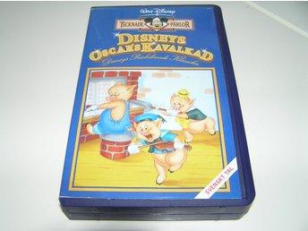 Disney - Oscar's Kavalkad - Disney's Prisbelönade Klassiker - Svenskt Tal - Skutskär - Disney - Oscar's Kavalkad - Disney's Prisbelönade Klassiker - Svenskt Tal - Skutskär