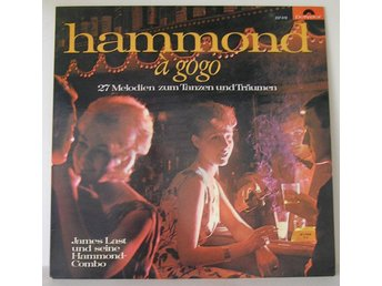 James Last. Hammond a gogo.