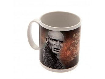 Harry Potter Mugg Voldemort