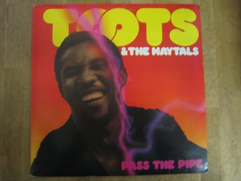 Toots & The Maytals-Pass The Pipe  (LP)