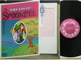 THE LOVIN' SPOONFUL, LP. ONCE UPON A TIME. US PRESSNING PÅ KAMA SUTRA FRÅN 1970.