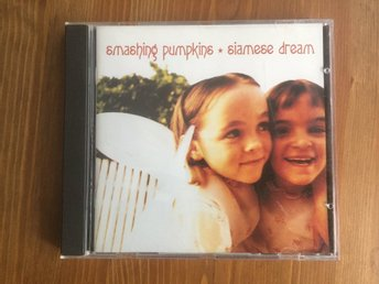Smashing Pumpkins - Siamese Dream- CD Mkt Bra Skick