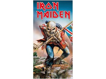 Iron Maiden Badlakan Trooper 150 x 75 cm