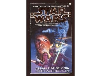 Star Wars - Assault at Selonia