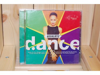 Cd Absolute Dance 10