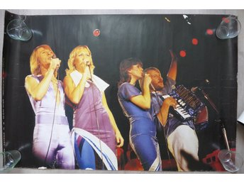 Big rolled Abba Poster -9-