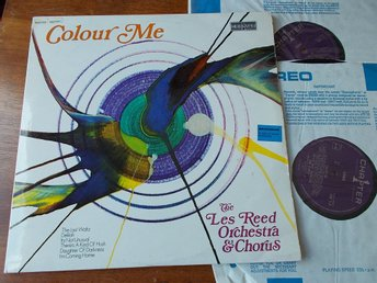 LES REED ORCHESTRA & CHORUS - Colour Me, Dubbel-LP Chapter 1, UK 1971