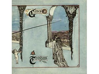 Genesis - Trespass - LP