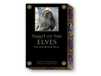 Tarot of the Elves, set (ny upplaga)