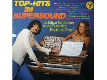 Edgar Schlepper. Top-Hits Im Supersound. 1977 Electronic, Funk, Soul, Disco