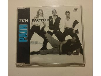 Fun Factory - Pain CDM (1995)