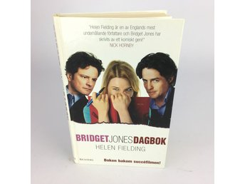 Bridget Jones dagbok Helen Fielding ISBN 917117492