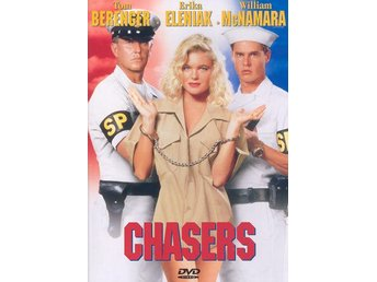 CHASERS (1994) - Tom Berenger, William McNamara - DVD - OOP