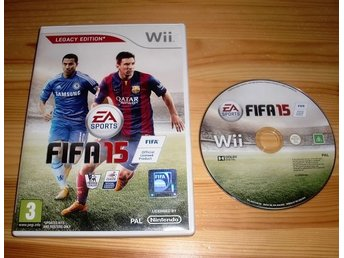 Wii: FIFA 15 Legacy Edition