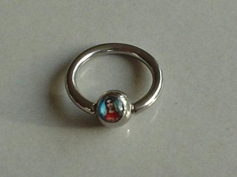 Captive Bead Ring - Maria - Modell 5613