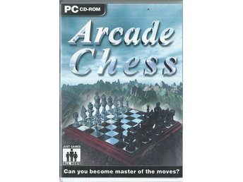 ARCADE CHESS  ( PC SPEL )