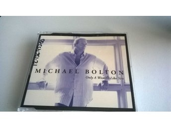Michael Bolton ‎– Only A Woman Like You, CD, Single, Promo