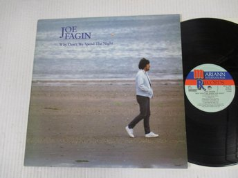 "Joe Fagin ""Why Don't We Spend The Night"""