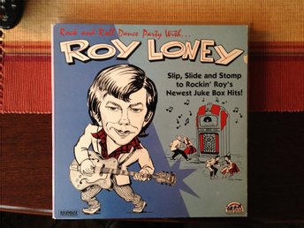 Roy Loney-Rockn roll dance party with.. - Lp